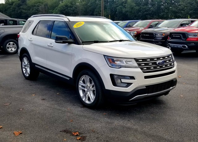 Pre Owned 2016 Ford Explorer Xlt Suv In Shippensburg Hc908794a