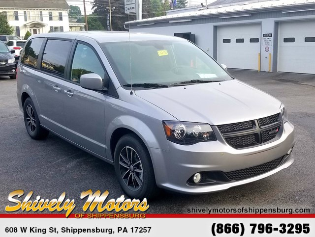 New 2019 Dodge Grand Caravan Se Plus Passenger Van In Shippensburg
