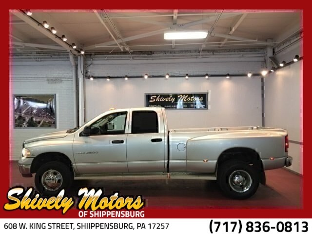 Pre-Owned 2004 Dodge Ram 3500