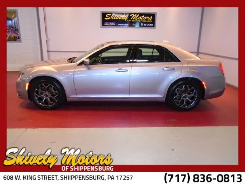 Certified Pre-Owned 2017 Chrysler 300 S