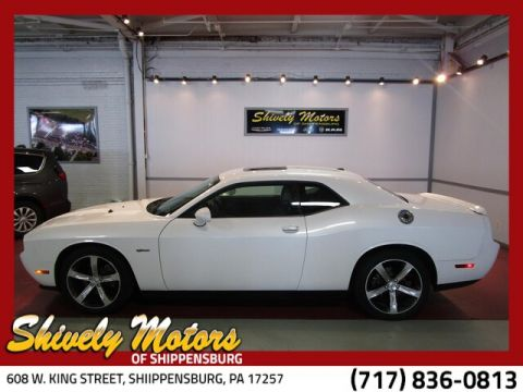 Certified Pre-Owned 2014 Dodge Challenger SXT